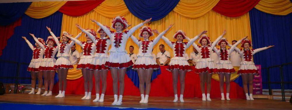 Die Garde des Dockweiler Karnevalvereins. Foto: Verein