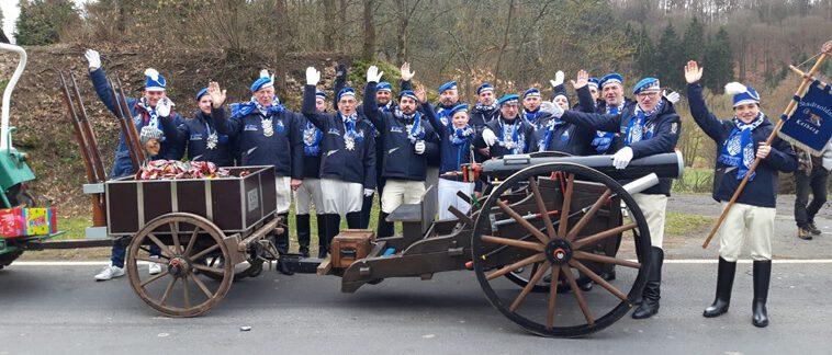 Die Stadtsoldaten. Foto: Verein